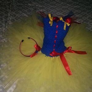 Other - Princes Snow White tutu dress